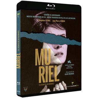 Muriel (El tiempo de un retorno) -  Blu-Ray
