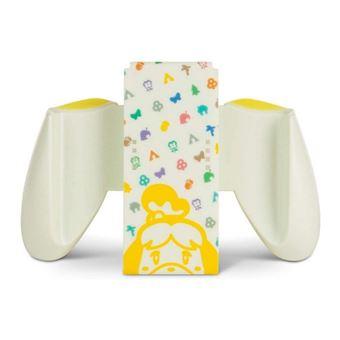 JoyCon Comfort Grip PowerA Animal Crossing para Nintendo Switch