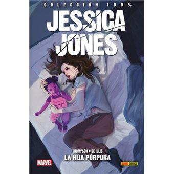 100% Marvel HC. Jessica Jones 5 La hija púrpura