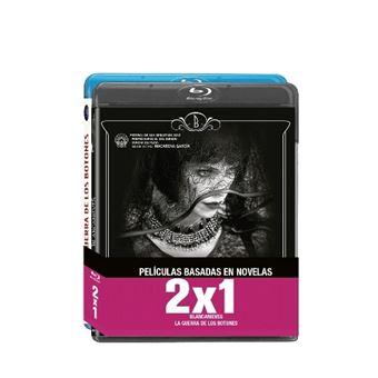 Pack Blancanieves + La guerra de los botones - Blu-Ray