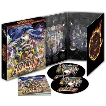 One Piece: Estampida Ed Coleccionista - Blu-ray + DVD