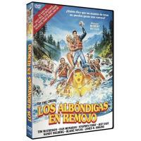 Los Albondiga en remojo - DVD