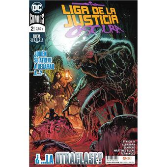 Liga de la Justicia Oscura núm. 02