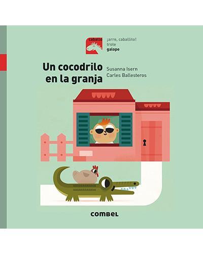 Un cocodrilo en la granja - Galope (Caballo, Band 4)