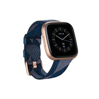 Smartwatch Fitbit Versa 2 Azul marino/Rosa - Edición Especial