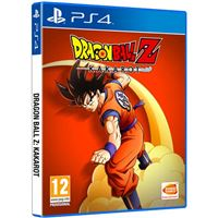 Dragon Ball Z: Kakarot - PS4