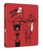 Deadpool 2  - Versión extendida Super $@%!# Grande - Steelbook Blu-Ray