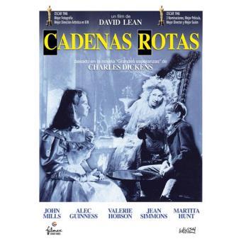 Cadenas rotas - DVD