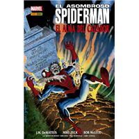 El Asombroso Spiderman: El alma del cazador. 100% Marvel HC