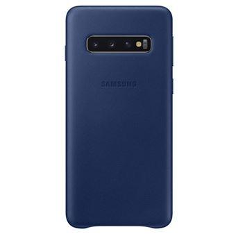 Funda de silicona Samsung para Galaxy S10 Azul Navy