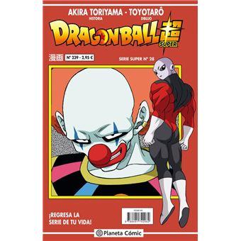 Dragon Ball Serie roja nº 239 (vol6)