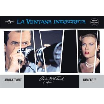 La ventana indiscreta - DVD Ed Horizontal