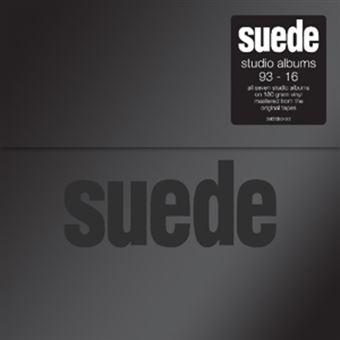 Studio Albums 93-16 - Vinilo