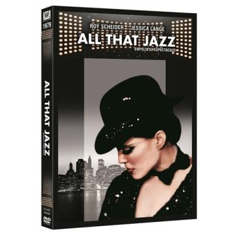 All That Jazz - Empieza el espectáculo - DVD