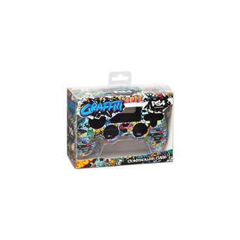 Carcasa Indeca Graffiti para Mando PS4