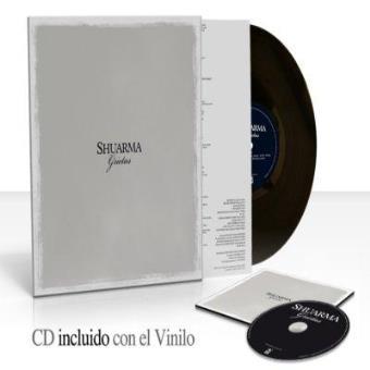 Grietas + CD - Vinilo - Exclusiva Fnac.es