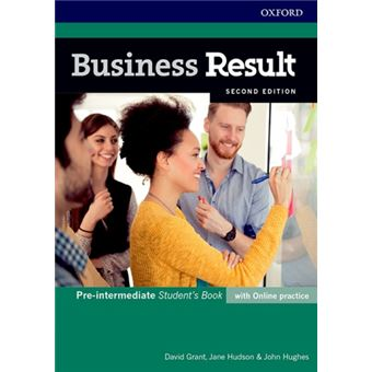 Business Result Pre-Intermediate. Student's Book with Online Practice 2ND Edition