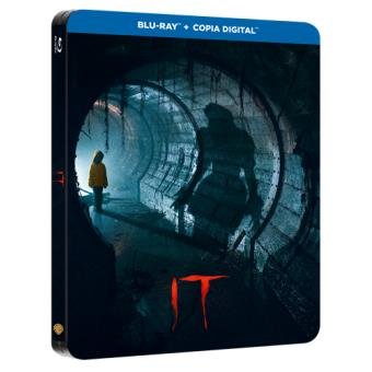 It - 2017 - Steelbook Blu-Ray