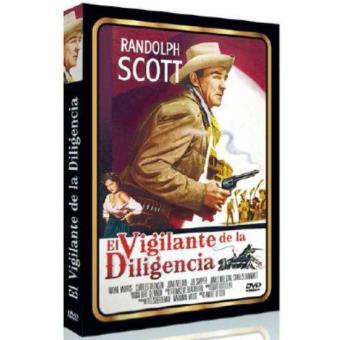 El vigilante de la diligencia - DVD