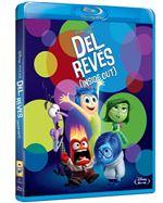 Del revés - Inside Out - Blu-Ray