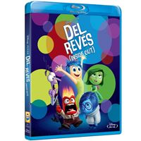 Del revés - Inside Out - Blu-Ray