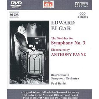 Symphony no.3 -dvda-