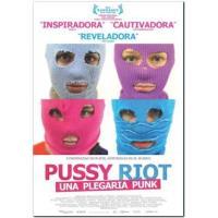 Pussy Riot: Una plegaria punk - DVD