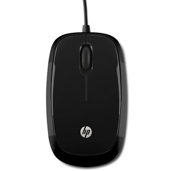 Ratón HP X1200 Negro