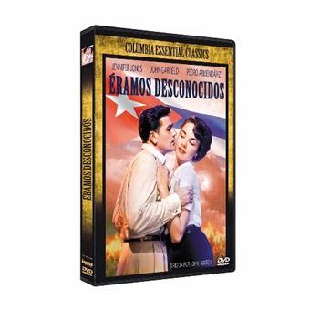Éramos desconocidos - DVD