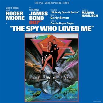 The Spy Who Loved Me B.S.O. - Vinilo