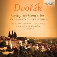 Dvořák - Complete Concertos