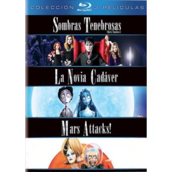 Pack Tim Burton - Blu-Ray