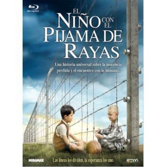 El niño con el pijama de rayas - Blu-Ray