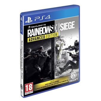 Rainbow Six Siege - Advanced Edition PS4