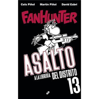 Fanhunter - Asalto a la librería del distrito 13