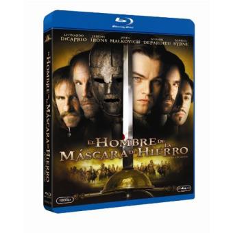 El hombre de la máscara de hierro - Blu-Ray