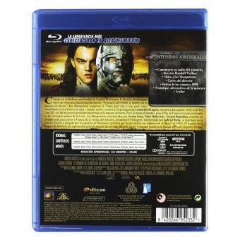 El hombre de la máscara de hierro (Formato Blu-Ray)