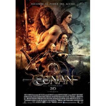 Conan, el bárbaro (2011) - DVD