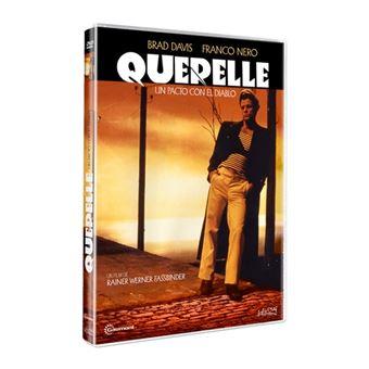Querelle, un pacto con el diablo - DVD