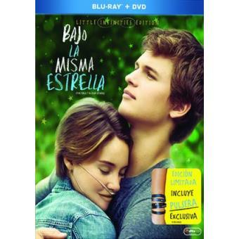 Bajo la misma estrella -  Ed especial - Blu-Ray + DVD + Pulsera