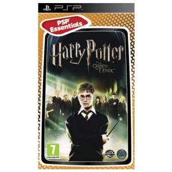 Harry Potter y la Orden del Fénix Essentials PSP