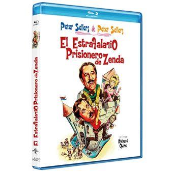El estrafalario prisionero de Zenda - Blu-Ray