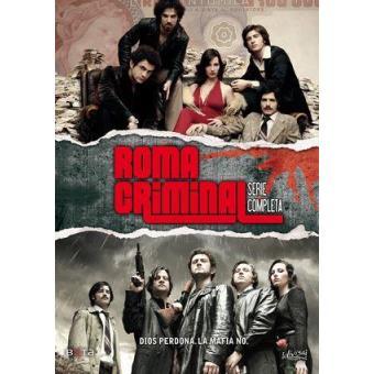 Roma Criminal - Temporadas 1 y 2 - DVD
