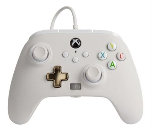 Mando PowerA Enhanced Mist Blanco para Xbox Series X / Xbox One