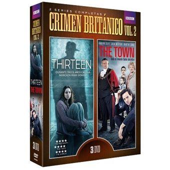Crimen Británico Vol. 2 - DVD