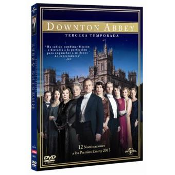 Downton AbbeyDownton Abbey - Temporada 3 - DVD