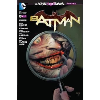 Batman 12. La muerte de la familia. Nuevo Universo DC