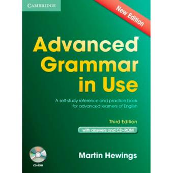 Advanced Grammar in Use Book without Answers 3rd Edition