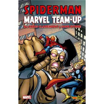 100% Marvel HC. Marvel Team-Up de Chris Claremont y John Byrne