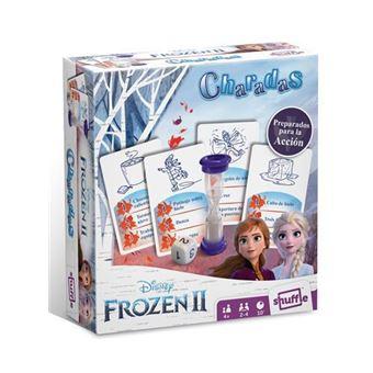 Juego charadas Frozen 2